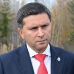 министр экологии РФ Дмитрий Кобылкин