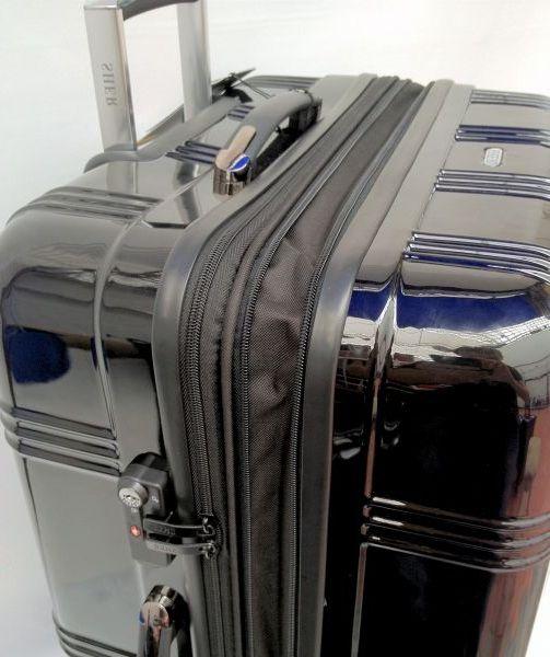 чемодан с расширителем