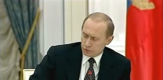 Путин Ходорковский Юкос