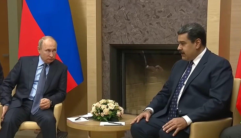 Россия предложила Венесуеле ввести базовый безусловный доход для выхода из кризиса