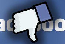 блокировка facebook