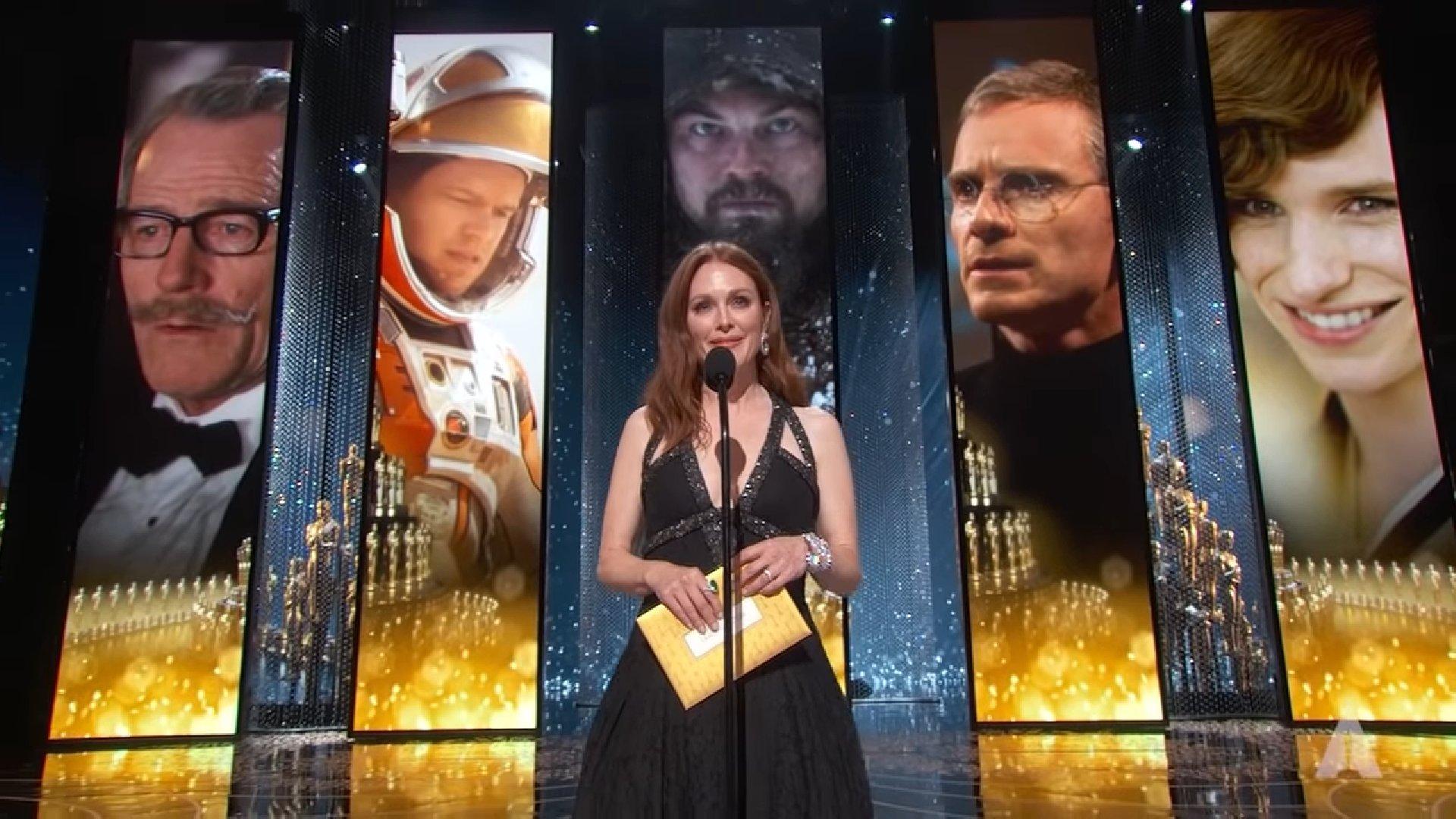 Какой фильм должен получить Оскар? Опрос