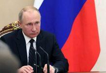 Владимир Путин Фото© РИА Новости / Михаил Климентьев