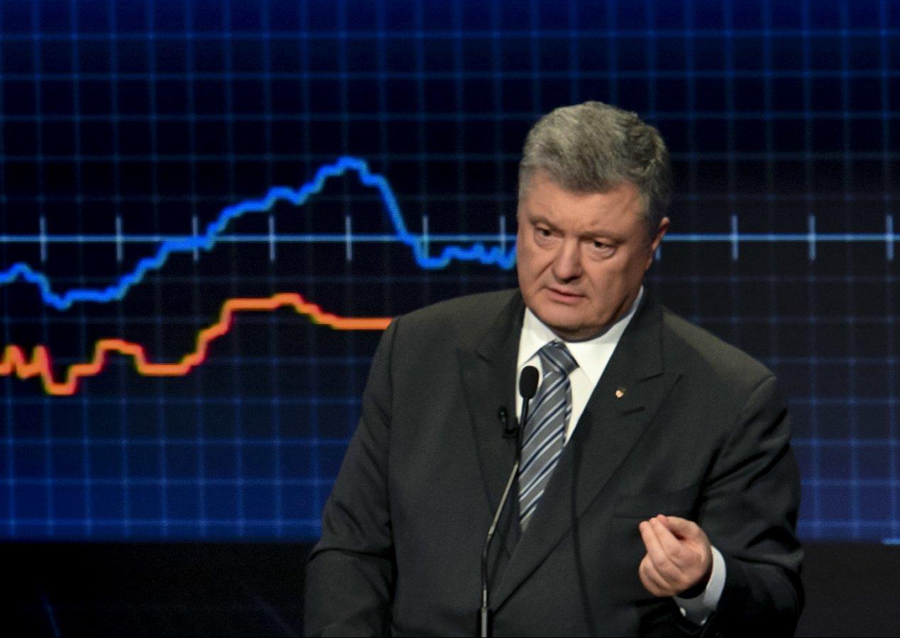 Украинский лидер Пётр Порошенко рассказал, почему уровень благосостояния в Незалежной остаётся низким. Как заявил президент в эфире местных СМИ, в сложившейся ситуации во многом виновата Россия. — В один миг Российская Федерация закрыла свои рынки для украинских товаров Представьте себе, как в один день США закрывают рынки для товаров из Канады, как бы упала канадская экономика, — заявил он. Порошенко также утверждает, что Москва рассчитывала на то, что в украинском государстве остановится производство и миллионы граждан Украины помогут сменить власть. По словам украинского лидера, власти государства нашли выход — украинские товары вышли на европейский рынок. Он добавил, что сейчас цифры демонстрируют, что в целом