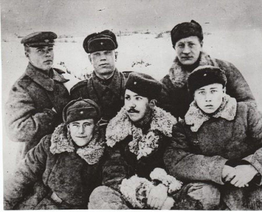 Юрий Никулин на войне