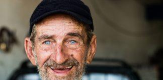Старый человек