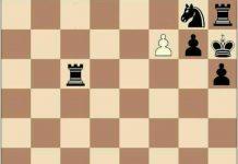 Задача по шахматам. Кто победит (черные или белые)?