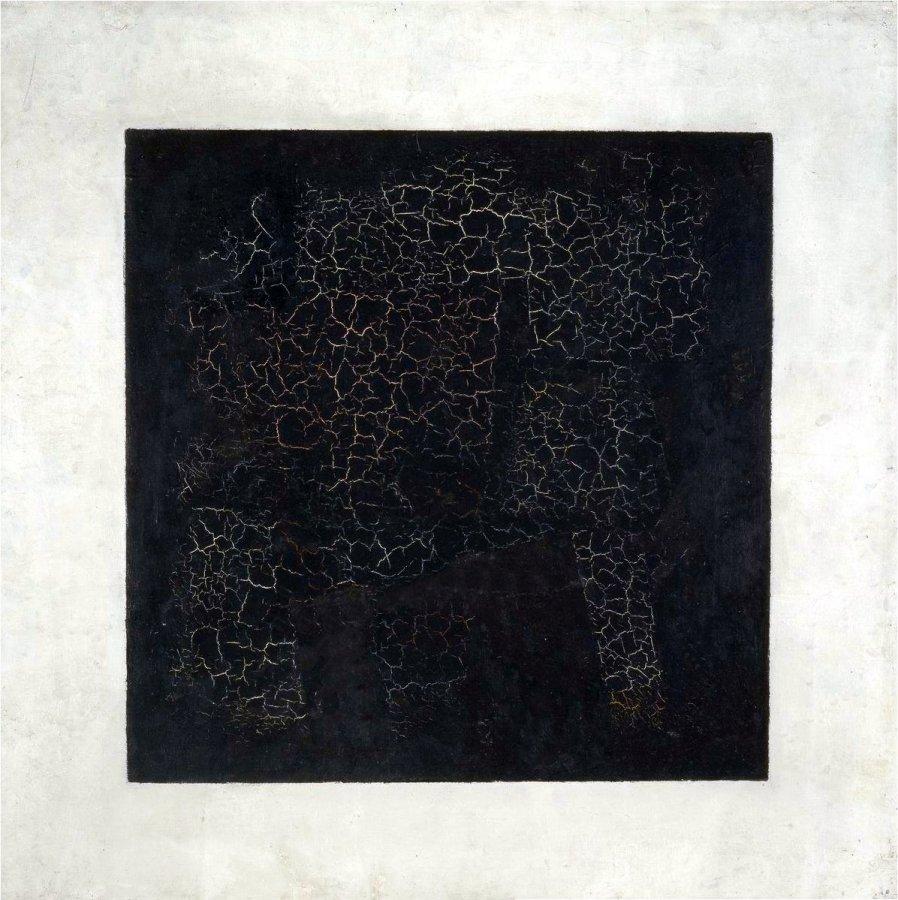 Черный квадрат. Малевич