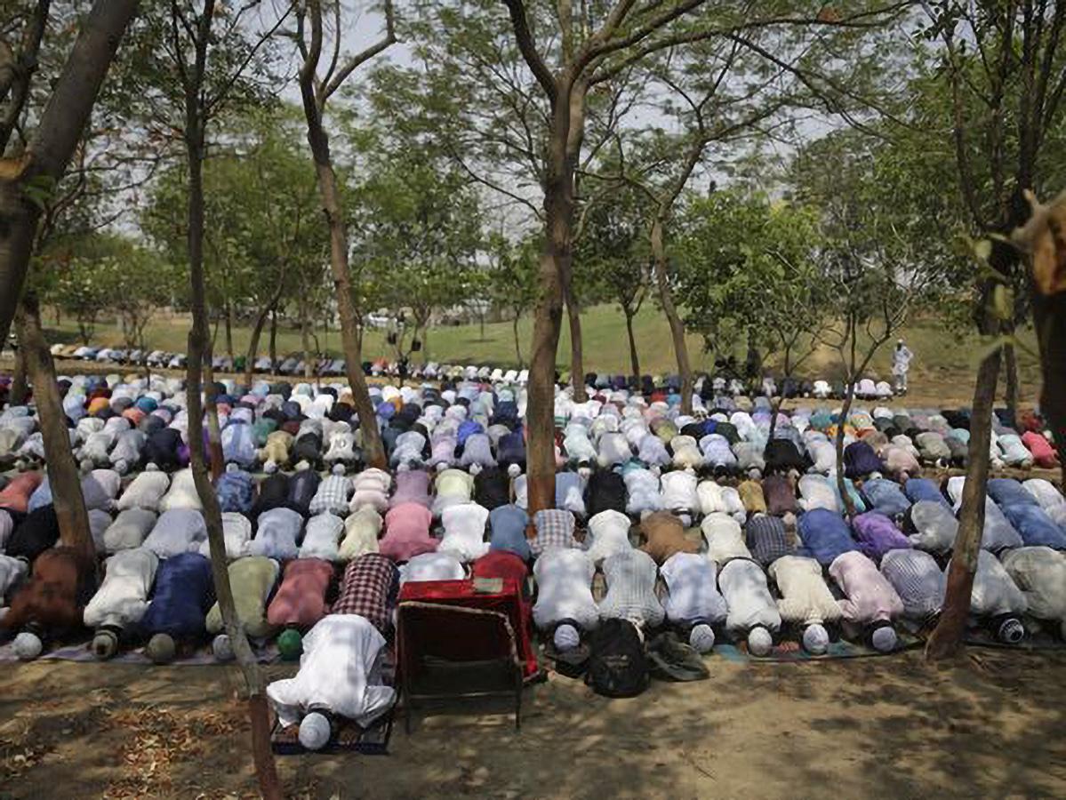 Треть россиян станут мусульманами