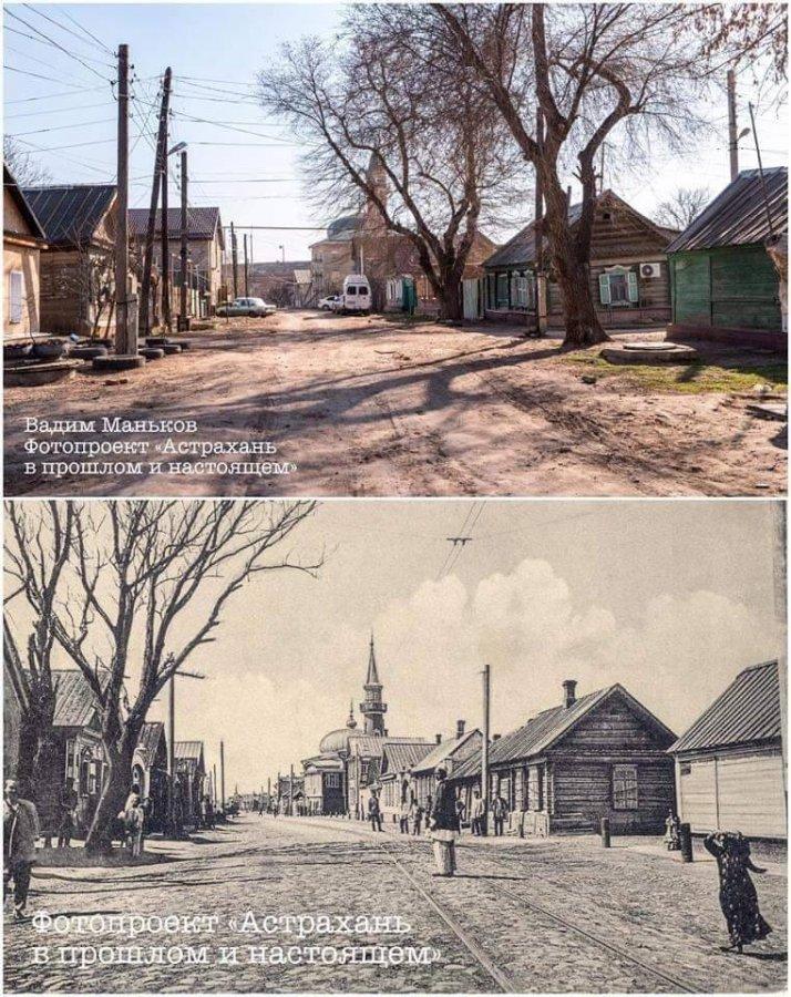 За 100 лет из Астрахани исчезли трамваи, но зато пришла пизда