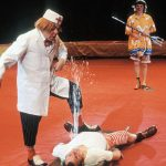 Пенсионер умер на сцене цирка