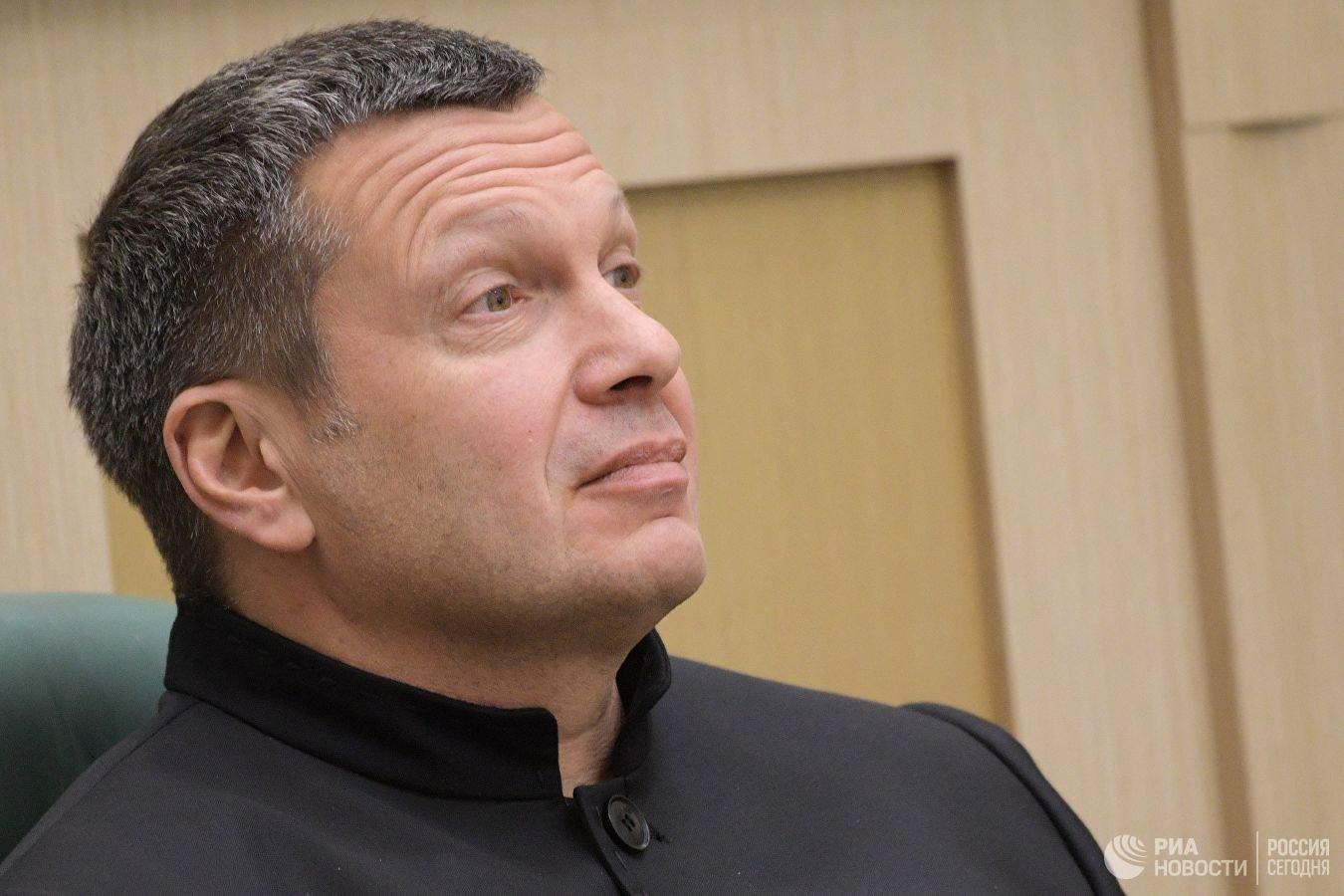 Соловьев объяснил, почему выгнал из студии польского эксперта