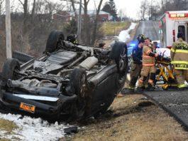 Автокатастрофы с Blablacar