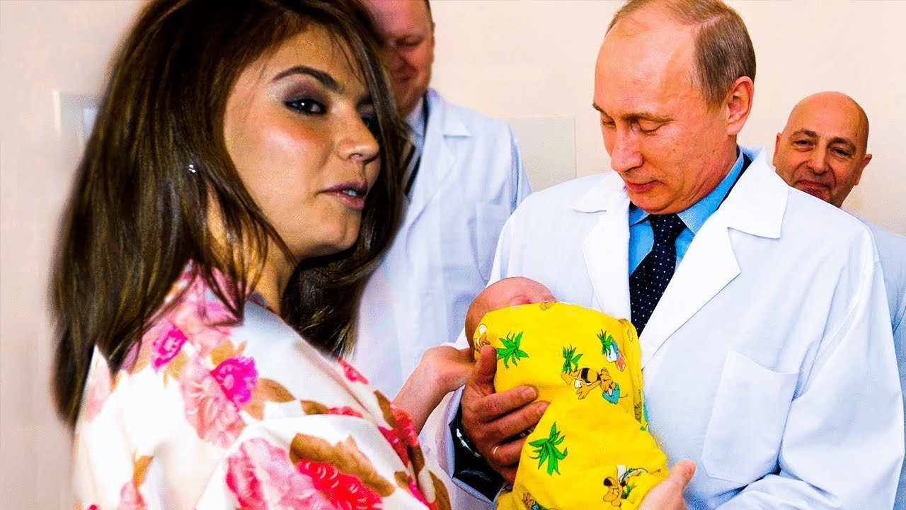 Кабаева Путин