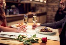 Треть девушек ходит на свидания ради бесплатного ужина